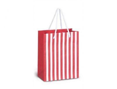 Candy Cane Mini Gift Bag – Christmas