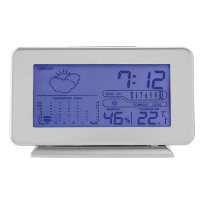 Digital Weather Station with Backlight Function