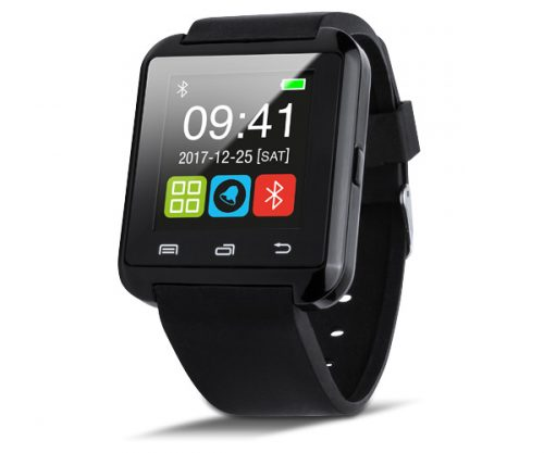 Daril Smart Watch – Avail in: Black