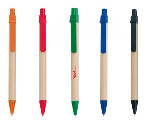 Eco Push Pen – Avail in: Black