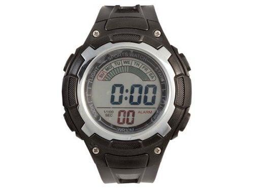 LCD Sports Wrist Watch – 3ATM