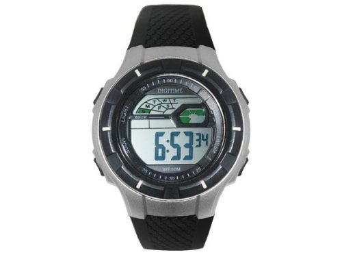 LCD Active Wrist Watch – 30M WR