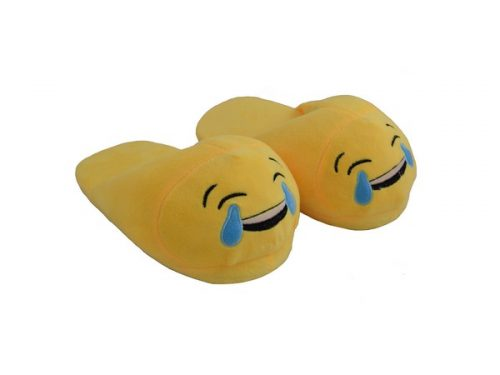 Emoji Slippers – Medium (Size: 3-7)