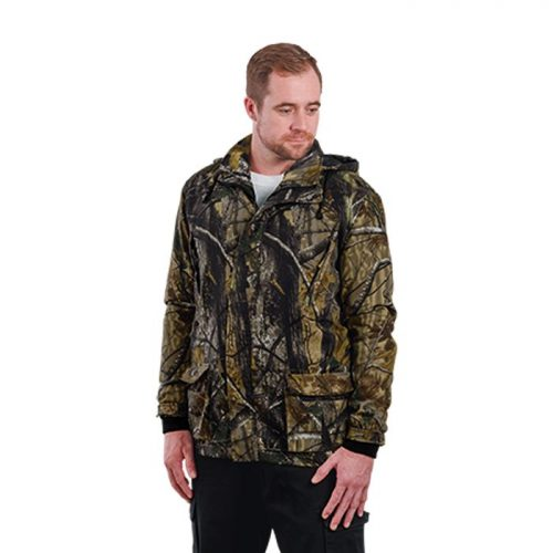 Indestruktible Bullet Jacket – Avail in: Camo