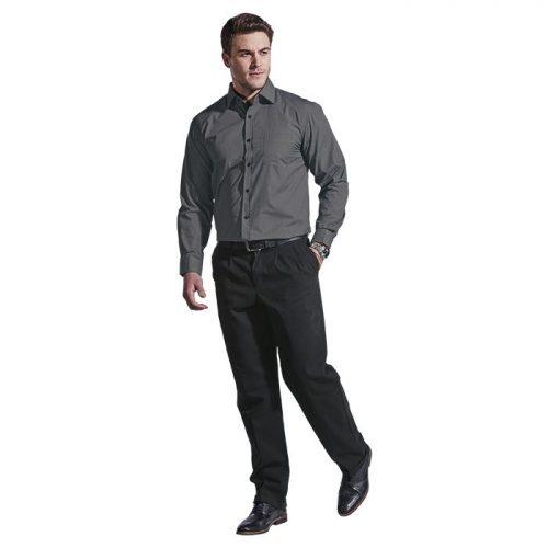 Mens Saga Lounge Long Sleeve – Avail in: Grey