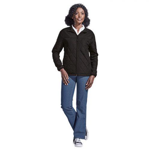 Ladies Rochfort Jacket – Avail in: Black or Navy
