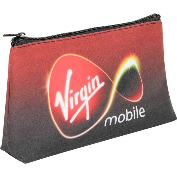 Pleine de Vie Cosmetic Bag – Can take a full colour printour