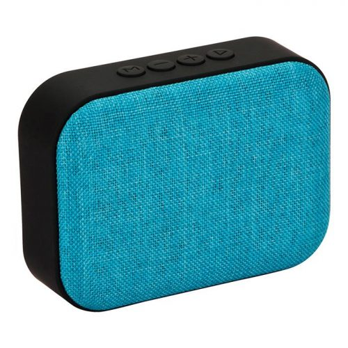 Melange Fabric Bluetooth Speaker