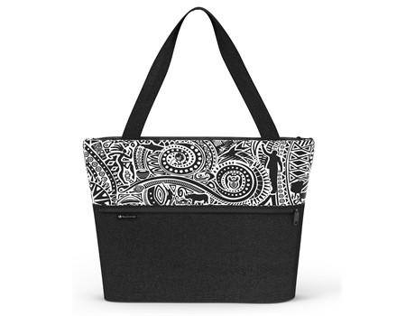 I Am South African Tote bag – Black