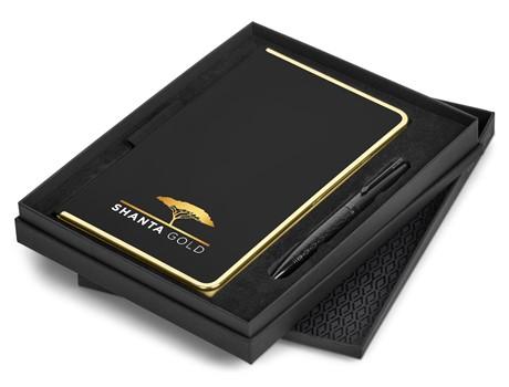 Alex Varga Barnett Notebook & Pen Gift Set