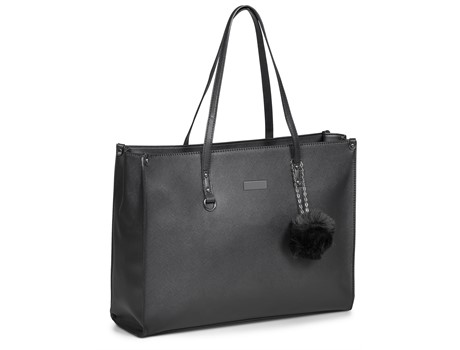 Foxi Ladies Laptop Bag – Black