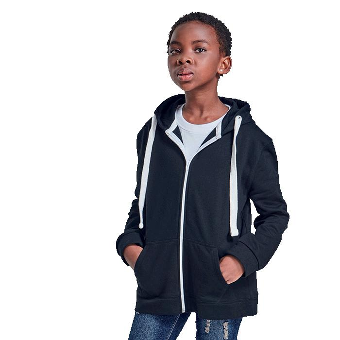 Barron Kiddies Brighton Hooded Sweater – Avail in: Black