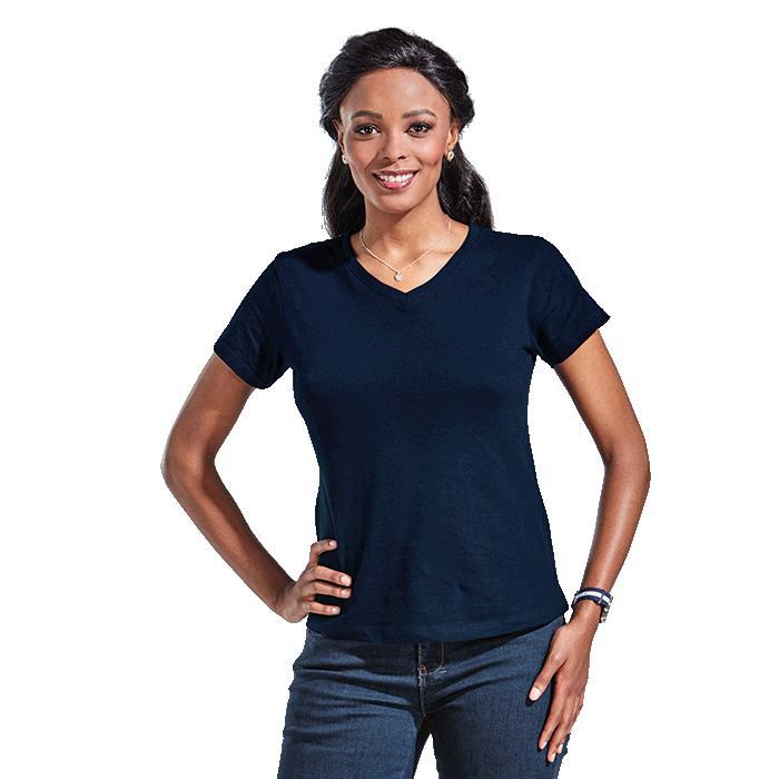 Barron Ladies 160g Juno T-Shirt – Avail in: Black