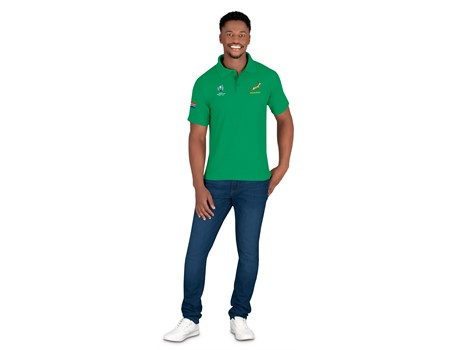 World Cup Mens Golf shirt – Available in: Black