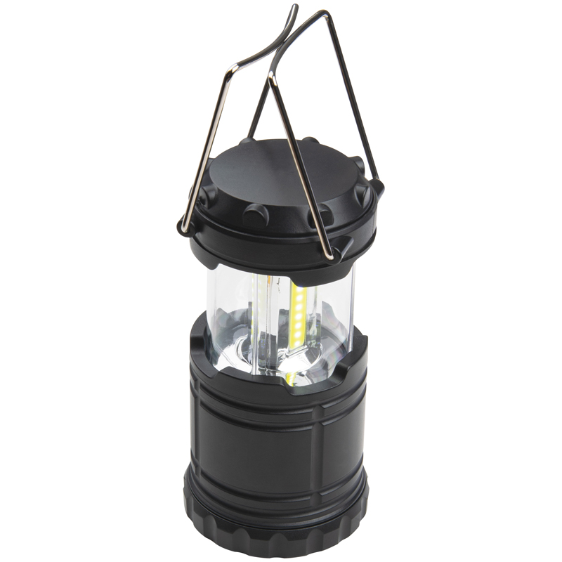 Hanging or standing camping light – very bright!