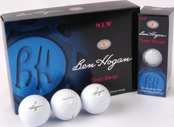 Ben Hogan – Tour Deep 12 Ball Set – – Golf