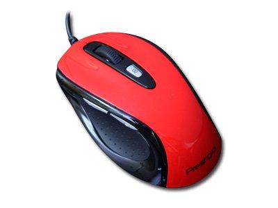Prestigio Optical Mouse – Super Optical, 800/1600, 5 button, Med