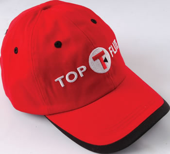 Buy Top Flite Golf Cap - Navy - Golf Corporate and Promotional Gifs ... f4b83226ca2